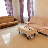 Зона диванов и приемов гостей