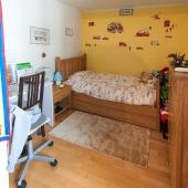 Это такая вот ниша в стенах, и в ней расположена детская кровать