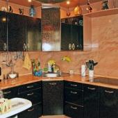 Основной кухонный функционал присутствует