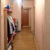 Прихожая в этой квартире на Беловежской улице, дом №41