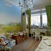 Очень стильная детская комната