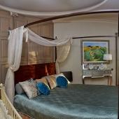 Эта квартира находится на 14 этаже ЖК Заповедный, ул. Островитянова, д. 6