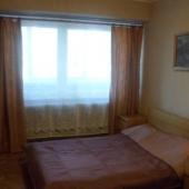 Кровать двуспальная, куплена в ИКЕА