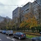 Фотография дома №59 по Проспекту Вернадского со стороны самого проспекта