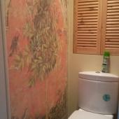 Тот самый туалет с фреской