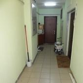 Общий коридор в этой квартире