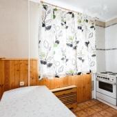 Кухня в квартире на Новочеремушинской улице 8 метров по площади