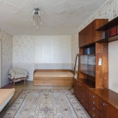 Еще одна фотография жилой комнаты