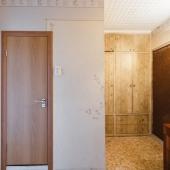 Фотография прихожей этой квартиры на Новочеремушинской 50к3