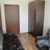 Это маленькая комната площадью 14 метров