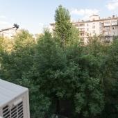 Внутренний двор дома №33 по Кутузовскому проспекту