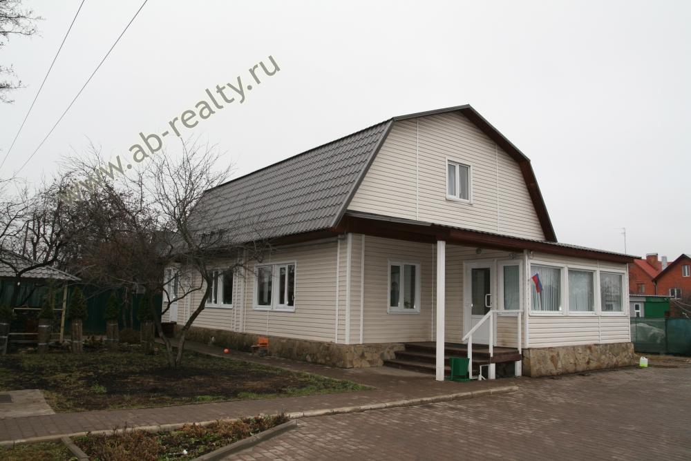 Дом в Железнодорожном в Подольске на продажу