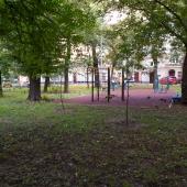 Это детская площадка