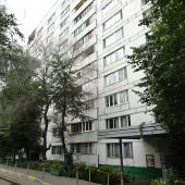 Фотография самого дома по ул. Перекопская, д. 21к1