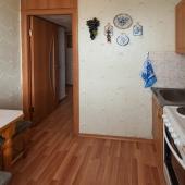 Кухня тоже, как видите, в нормальном состоянии