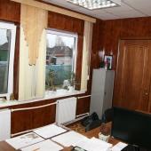 Фотография комнаты-кабинета