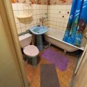 Фотография санузла, который совмещен как во всех пятиэтажках