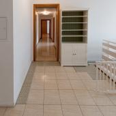 Там дальше по коридору есть еще 1 санузел