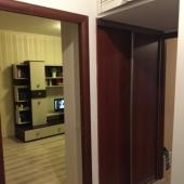 Коридор и дверь (проём) в комнату