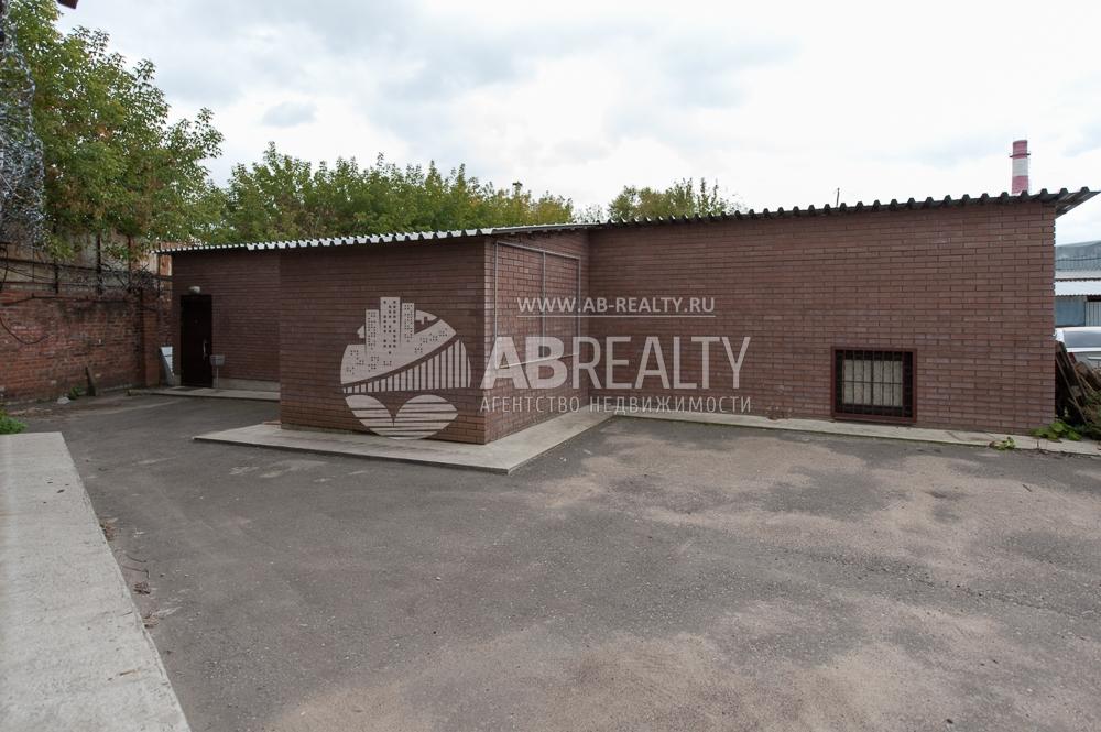 Фотография продаваемого здания, отдельно стоящего, одноэтажного, в г. Подольск, ул. Комсомольская, д. 1