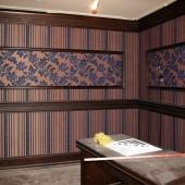 Качество оформления стен на ул. 1905 года просто отличное! Для аренды самое то!