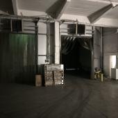 Общая фотография холодильного склада внутри