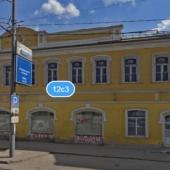 Так Яндекс.карты видят этот дом по адресу: проспект Мира, 12 стр. 3