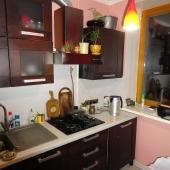 Кухня в квартире на ул. Вавилова, 46