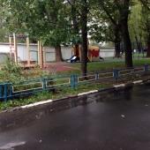 Еще 1 детская площадка