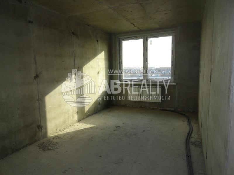 Квартира двухкомнатная, площадь составляет 65,2 кв. м.