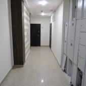 Так выглядит общий коридор на этаже