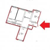 Схема расположения офисных блоков