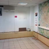 И вот такая карта Москвы осталась