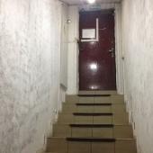 Чтобы попасть в офис, надо спуститься вниз