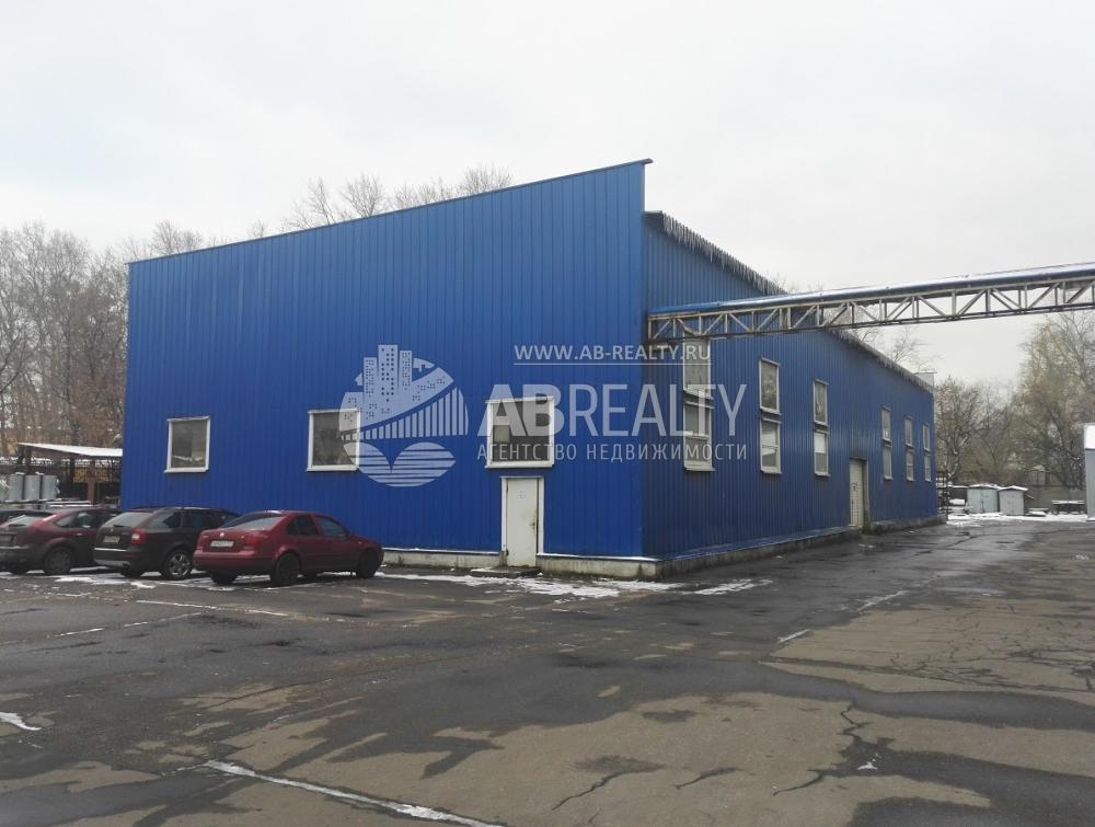 Ангар или отдельно стоящее здание под склад или производство