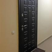 Входная дверь - вид из общего коридора