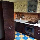 Это кухня в квартире