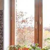 Деревянные окна-стеклопакеты
