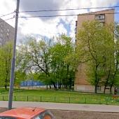 Торец дома №22 по ул. Багрицкого