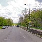 Это улица Багрицкого