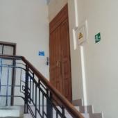 Часть лестницы на 6-ой этаж