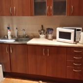 Кухонное пространство для обеденных перерывов