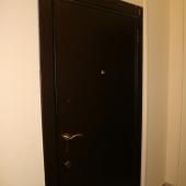 Дверь уже в общем коридоре