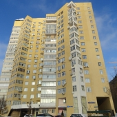 Общий вид дома на Лобачевского 52к1