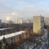 Окружающие дома. Или что видно из окон 3-х комнатной квартиры на ул. Лобачевского напротив МГИМО