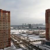 Вид на соседние дома в 3-мкр Московского