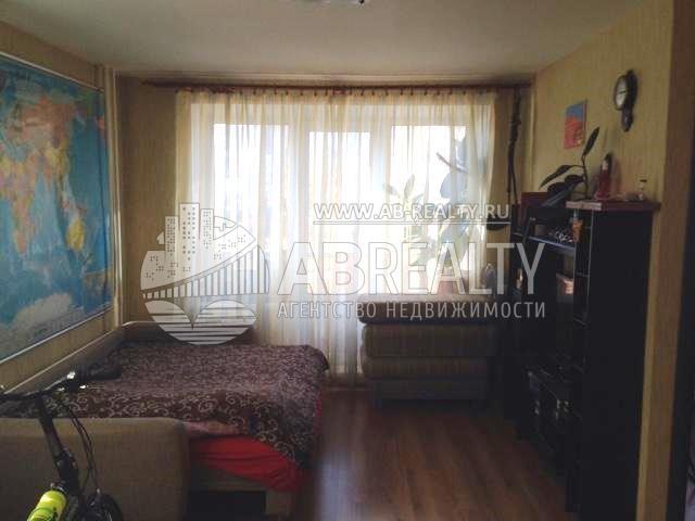Комната в однокомнатной квартире в пятиэтажке на Введенского 21