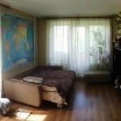 Довольно просторно кстати комната на Введенского смотрится