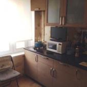 Кухня встроена здесь кстати