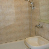 Ванная комната на Бутлерова